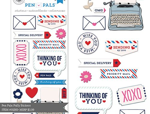 Different Types of Pen Pal