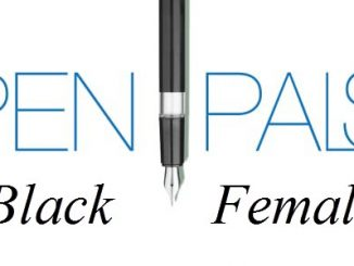 black female penpals