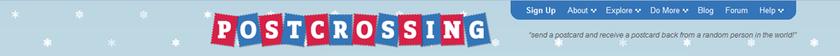 postcrossing website