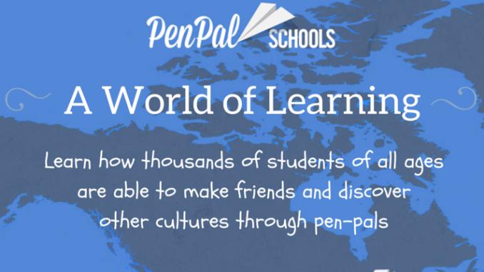 pen pals schools
