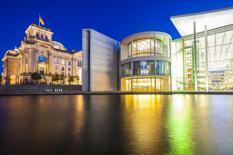 The German Federal Chancellery