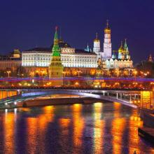 Moscow , my beautiful city