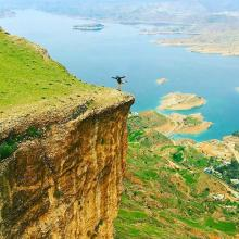 Wonderful places in iran , Dezful Dam