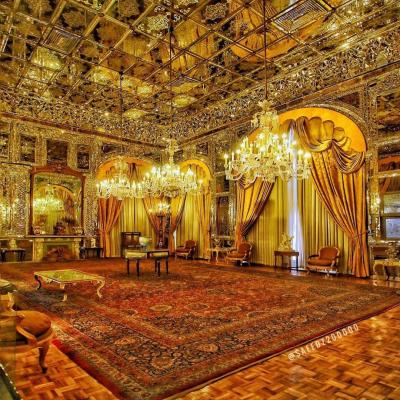 Travel To Golestan Palace in Tehran - سفر به کاخ گلستان تهران