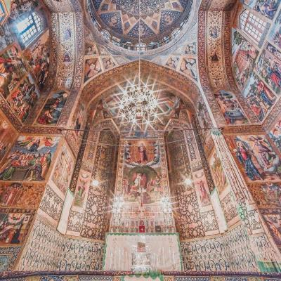 Travel To Vank Cathedral of Isfahan