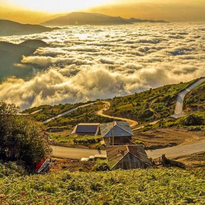 Travel to Filband a village over the clouds in Mazandaran Iran