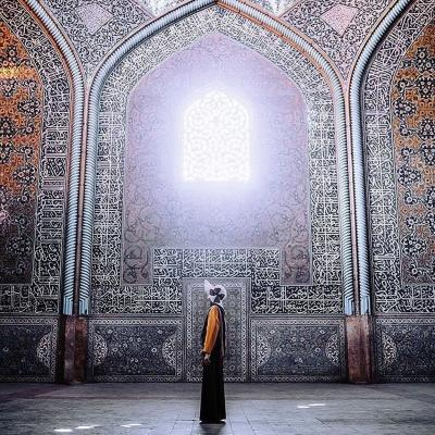 Travel to Naghshe Jahan and Sheikh Lotfollah Mosque of Isfahan Iran