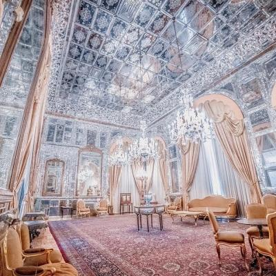 Travel to Golestan Palace of Tehran