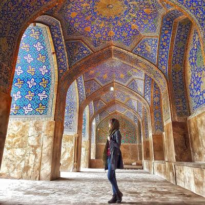 How to travel to Shah Mosque ( Imam Mosque or Masjede Emam ) in Isfahan