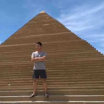 The Egyptian Pyramid-like Tourist Spot in Cavite, Philippines