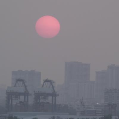 Bloody sun of Saigon