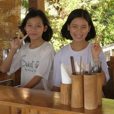 Girls of Phu Quoc Island